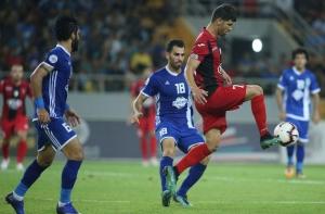 الكأس العربية : القوة الجوية 0 -1 الإتحاد