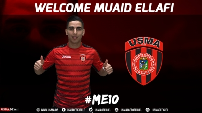 MUAÏD ELLAFI, OFFICIELLEMENT USMISTE